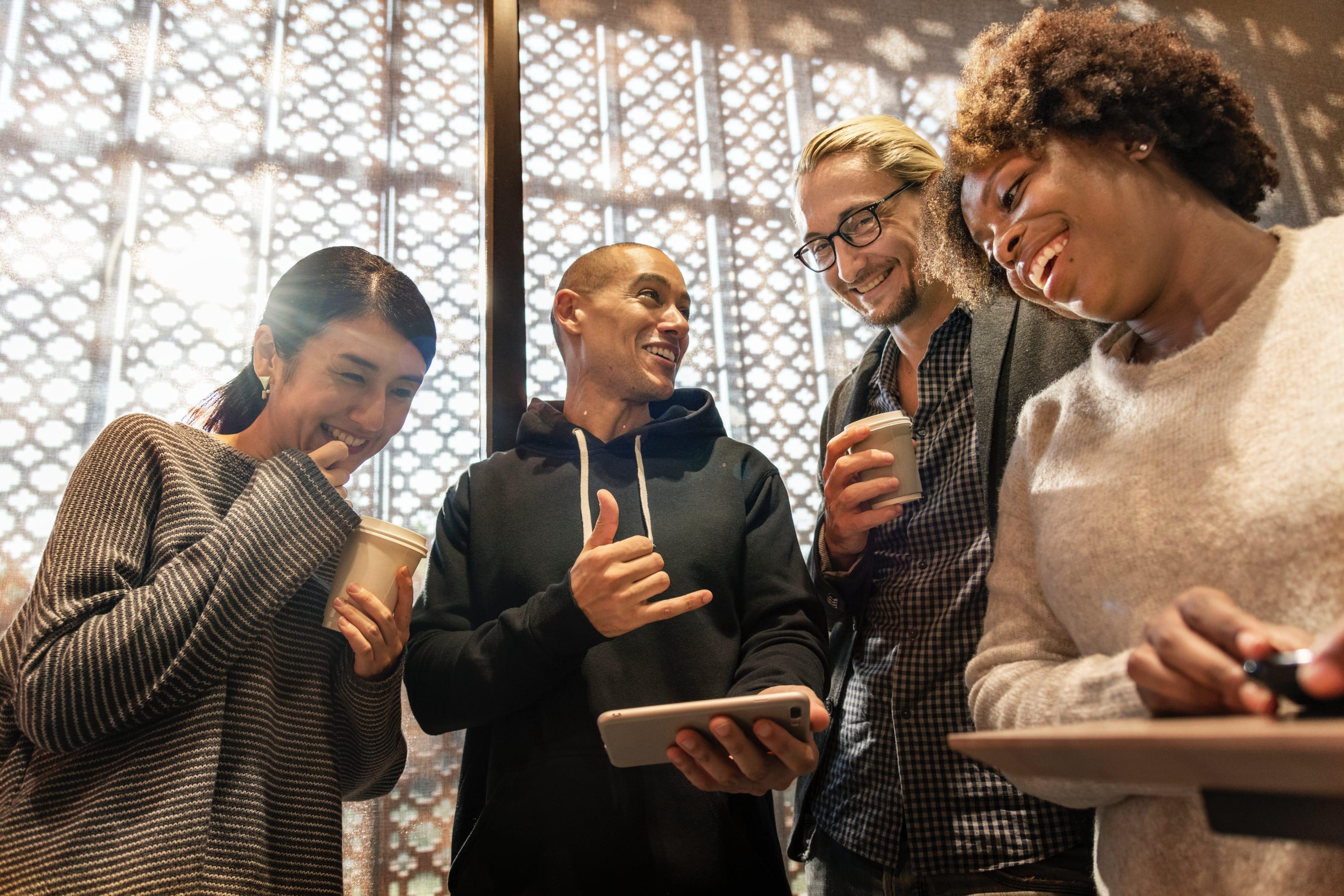 Wie du erfolgreich ein eigenes Netzwerk aufbauen kannst